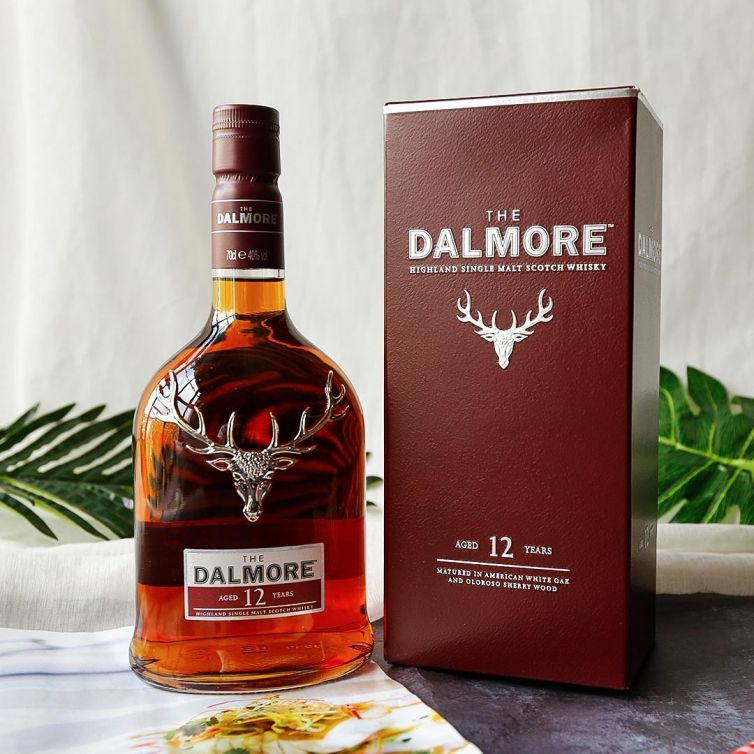 Dalmore Whiskey 2